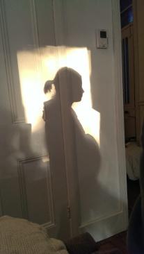 Pregnant Shadow